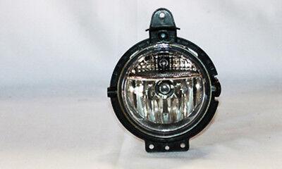 Fog Light Assembly Right/Left TYC 19-0597-00 fits 07-13 Mini Cooper