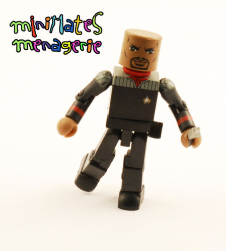 Star Trek Minimates série 5 DS9 le capitaine Sisko