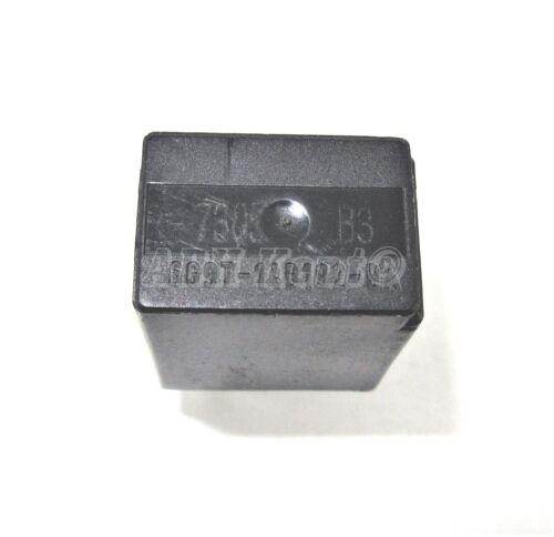 420-Ford Multi-Use 5-Pin Black Relay 6G9T-14B192-BA FoMoCo 4RA007814-17 08-16