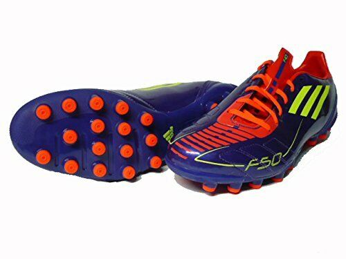 Adidas F10 MG football boots Size anopur electr infred Purple