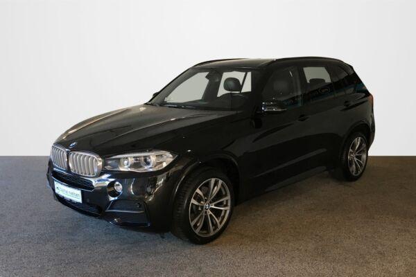 BMW X5 3,0 xDrive40d M-Sport aut. billede 0