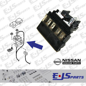 image is loading genuine-fusible-fuse-link-assy-for-nissan-micra-