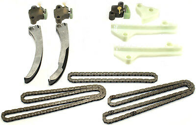Cadillac timing kit 4.6L 281ci LD8 1993-1996 chains guides shoes