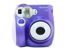 Polaroid PIC-300 Instant Film Camera (Purple) Purple Standard Packaging