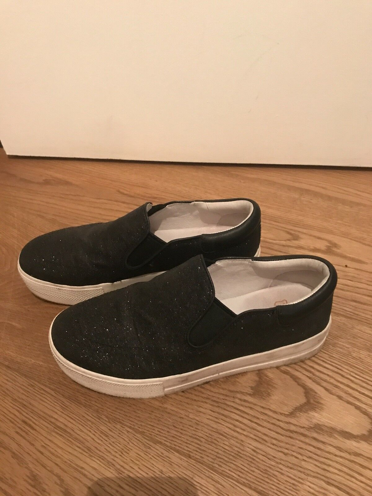 ASH JAM BIS nero luccicante Sport Skate scarpe. Scatola ORIGINALE. Taglia 39 o 6 UK | Buona reputazione a livello mondiale  | Uomini/Donna Scarpa
