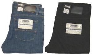 PIONEER-Herren-JOGGING-STRETCH-Jeans-RANDO-schwarz-oder-blau-CASUAL-WELLNESS