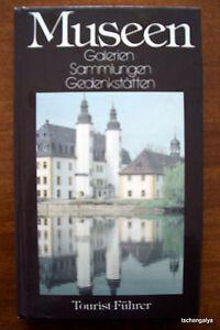 MUSEEN-Galerien-Sammlungen-Gedenkstaetten-Bernd-Wurlitzer-DDR-Buch