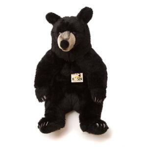 Peluche de collection ours noir - Kosen / Kösen 4603 51cm 20 pouces 4013161046035