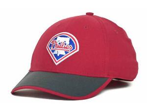 new product b2275 04e5f Image is loading Philadelphia-Phillies-Nike-MLB-Baseball-Dri-Fit-Swoosh-