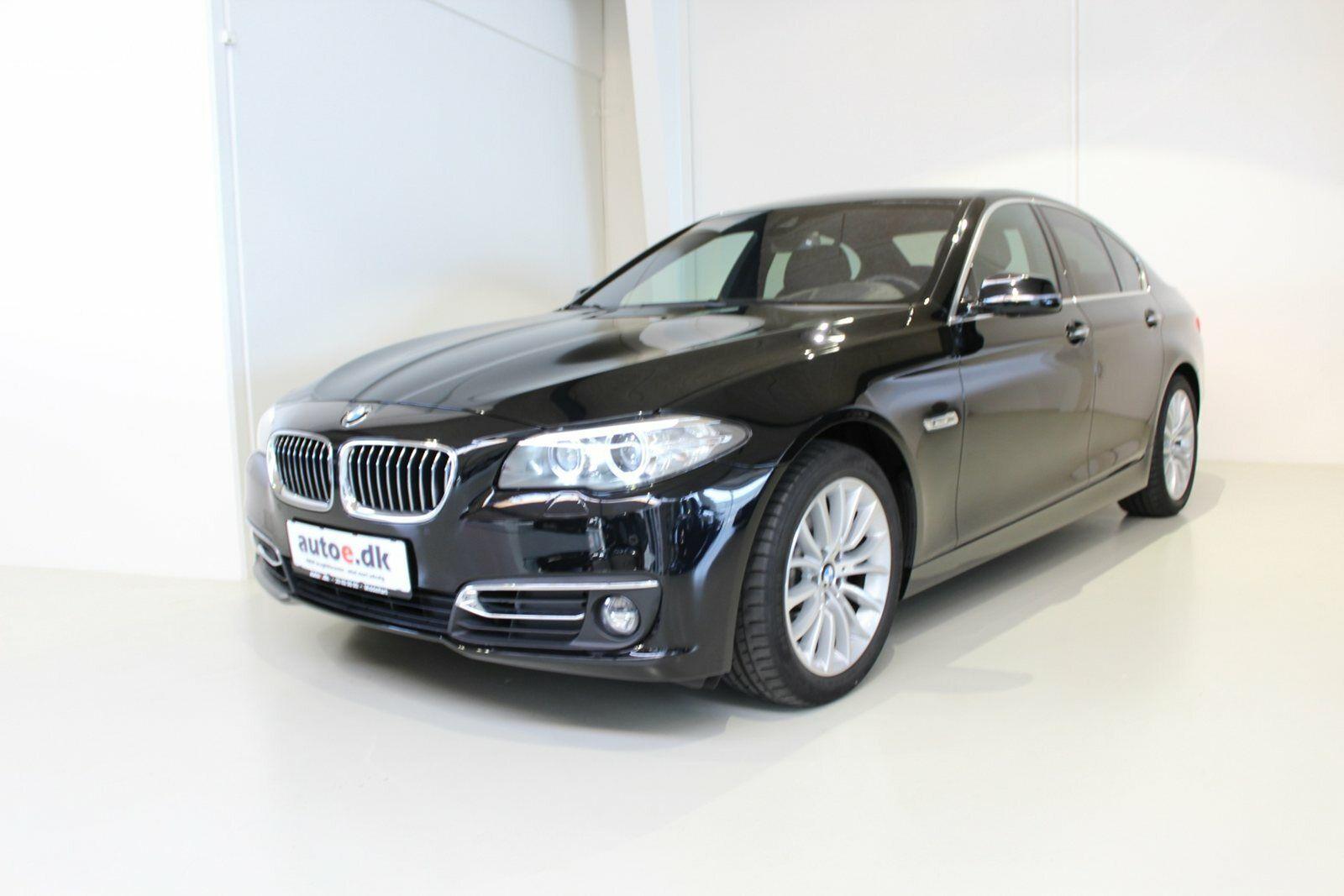 BMW 520d 2,0 aut. 4d - 399.800 kr.