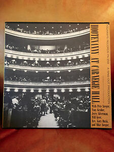 Pete-Seeger-034-Hootenanny-at-Carnegie-Hall-034-33-RPM-LP-Folkways-FN-2512-1960-Ex