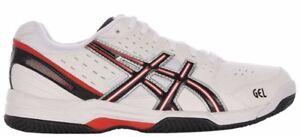 Gel 12 Uk en battue Asics 3 tennis de 0199 E310y dedicate terre sur terrain 13 Hommes Chaussures qZt6wU