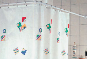 Tenda Vasca Da Bagno In Inglese : Telaio per vasca da bagno in alluminio bianco cm Ø mm