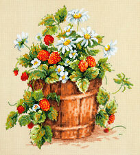 Cross Stitch Kit Taste of summer