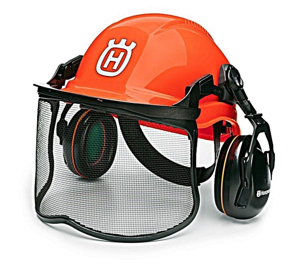 Husqvarna Functional Forest Helmet (Wheel Ratchet Adjustment) 592752701