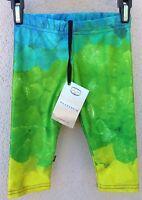 $48 Zara Terez Water Color Pattern Leggings Size M Or Size 5 Kids