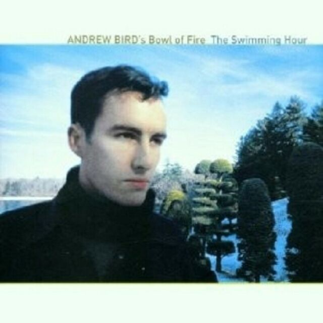 ANDREW'S BOWL OF FIRE BIRD - THE SWIMMING HOUR CD NEU