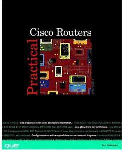 QUE-Practical-Cisco-Routers-Practical-Series-Paperback-August-25-1999