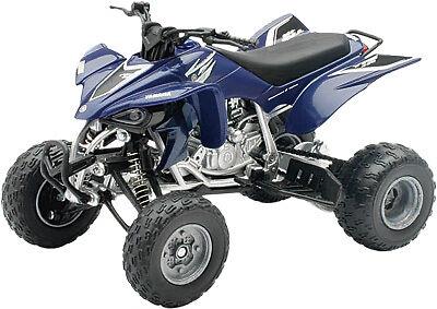 42833A Blue ATV 1:12 Scale Yamaha 2008 YFZ450 New Ray Toys