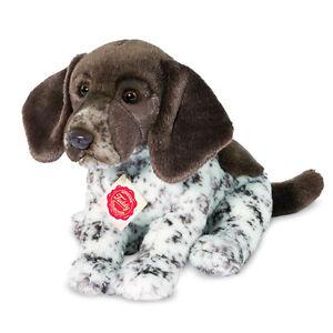 German Shorthaired Pointer soft toy plush dog/puppy - Teddy Hermann - 92775
