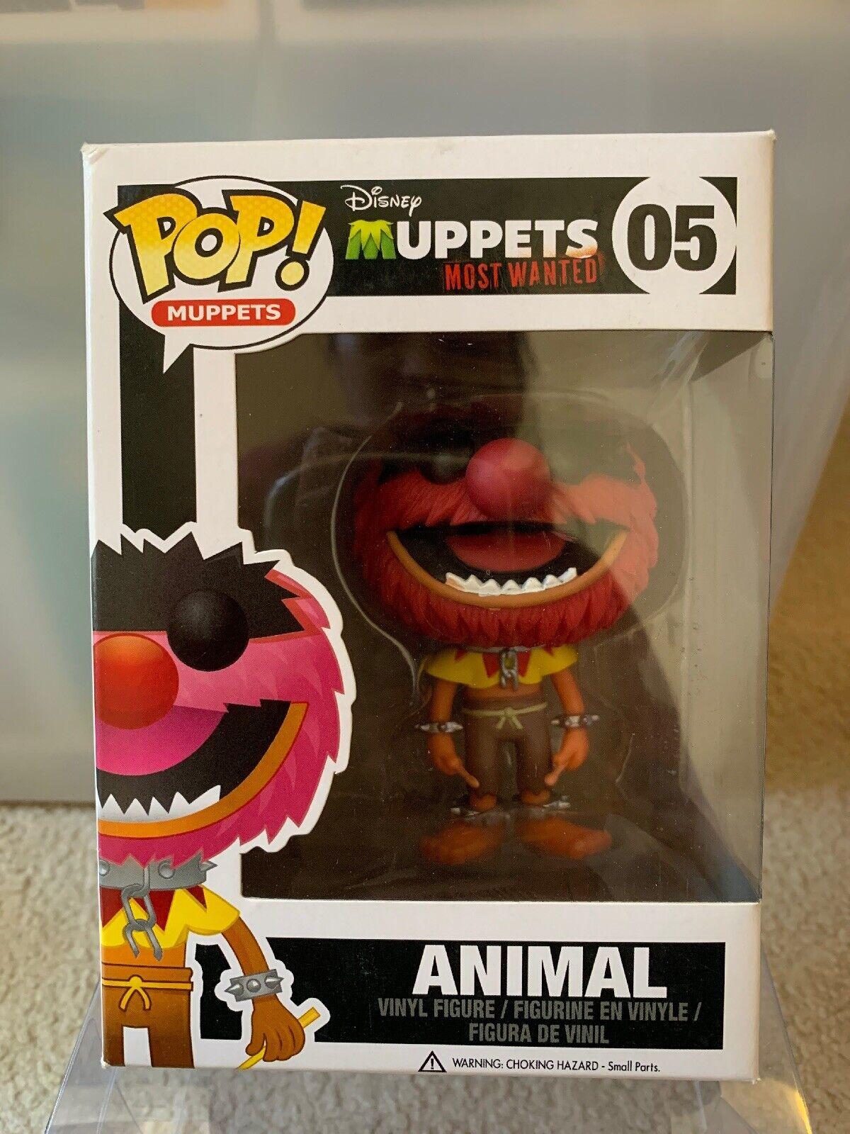 Diverdeimentoko Pop Muppets Animal   05  stile classico