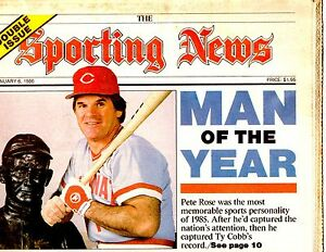 1986-The-Sporting-News-PETE-ROSE-Cover