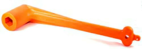 "40 50 Orange 60 HP Mercury Quicksilver Floating Prop Wrench 15//16/"" Nut 30"
