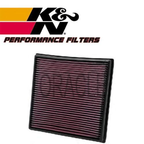 K/&N HIGH FLOW AIR FILTER 33-2964 FOR OPEL ASTRA GTC J 1.4 140 BHP 2011