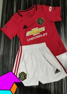 Manchester United Kid Jersey