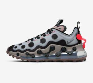 Nike-AIR-MAX-720-ISPA-argento-metallizzato-nero-cremisi-CQ6278-001-UK-9-5-10-5