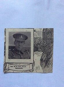 c7-2-ephemera-1915-ww1-picture-gnr-w-b-cox-r-g-a-falmouth-france-front