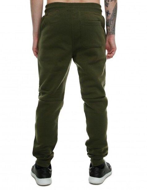 Southpole Joggers 4X Big 4XB Pants knit Jogger Sweatpants Tiger Military patch
