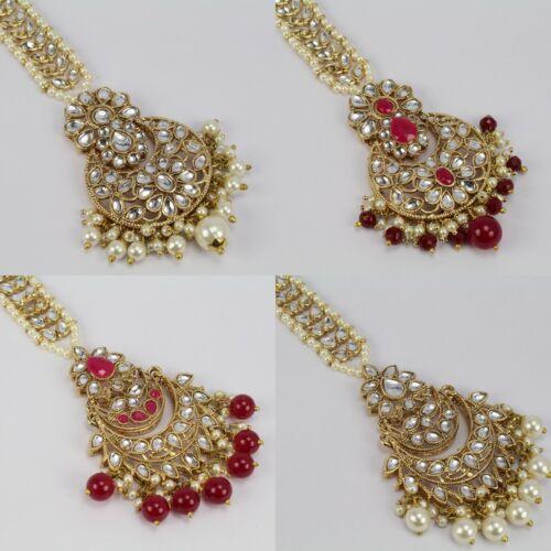 New Arrival Wedding Indian Traditional Forehead MaangTikka Women Fashion Jewelry