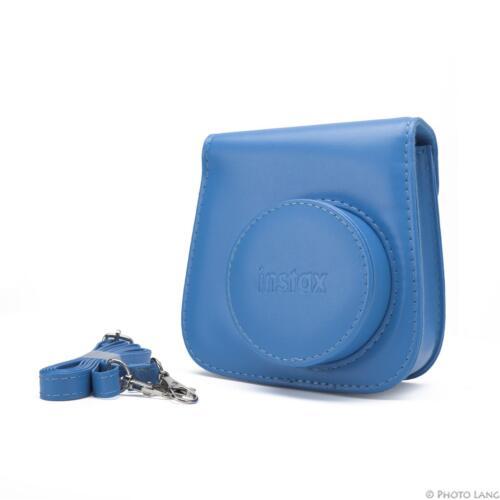 Instax mini 9 bolsa Cobalt Blue azul antidisturbios bolso funda cubierta protectora