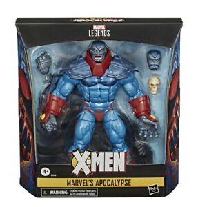 MARVEL-LEGENDS-Apocalypse-Action-Figure-X-MEN-6-Inch-Deluxe-Figure-MINT-IN-HAND