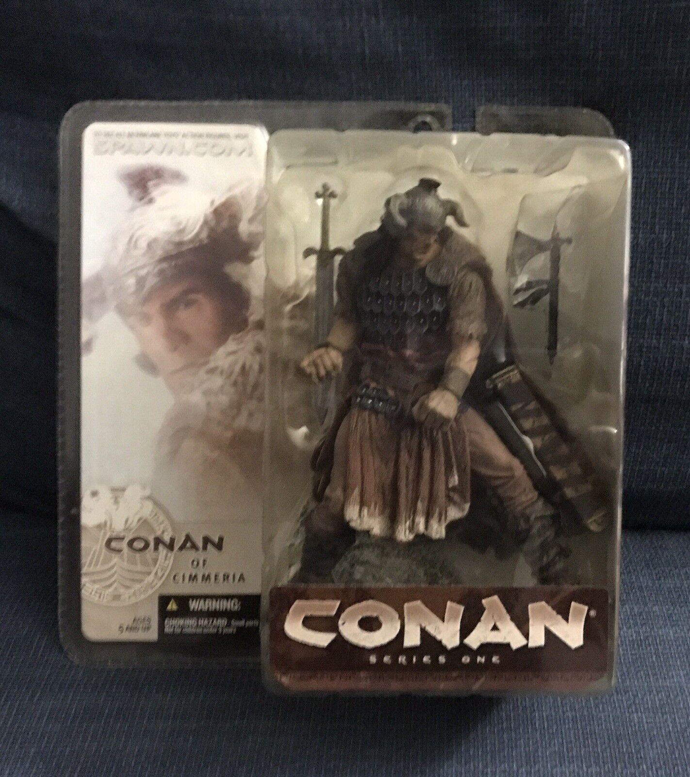 Conan The Cimmerian Action Figure 2004 McFarlane Toys Spawn Conan The Barbarian