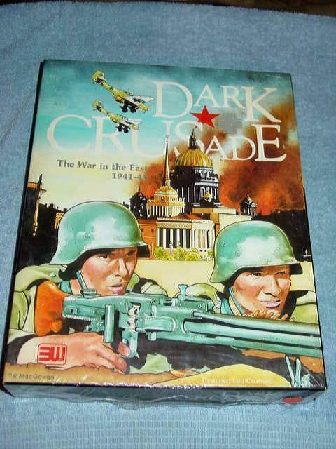 3W - DARK CRUSADE - The War in the East 1941-45 Russian Front (Shrink Wrapped)