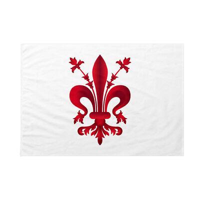 Bandiera da bastone Comune di Bergamo 70x105cm