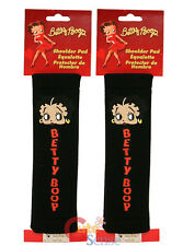 Betty Boop Seat Belt Cover 2PC Shoulder Pad Auto Accessories