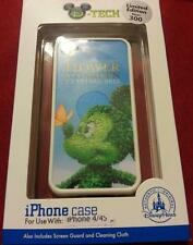 LIMITED EDITION MICKEY MOUSE  FLOWER & GARDEN 2013 IPHONE 4/4S CASE