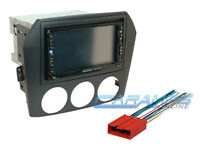 Complete 06-08 Mazda Mx-5 Miata Car Stereo Radio Dash Installation Trim Kit on Sale