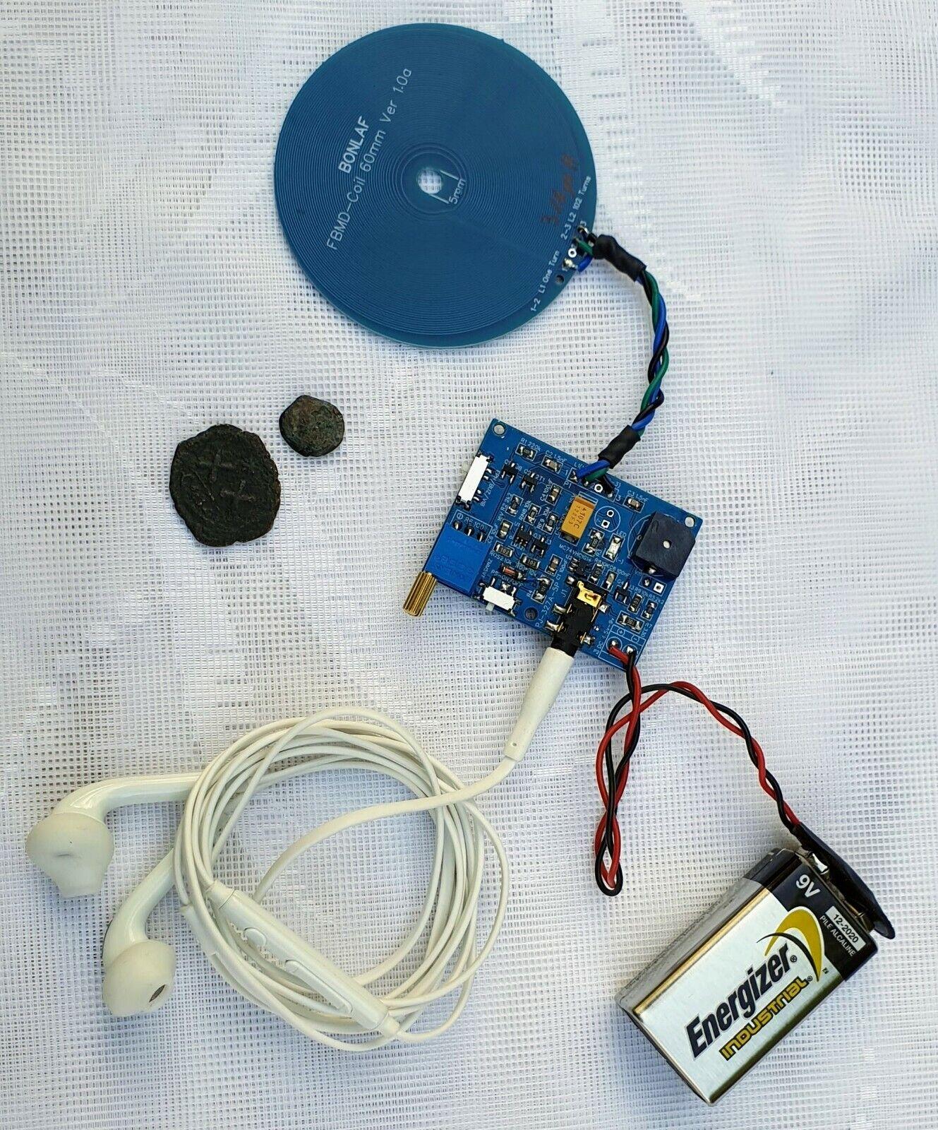 SMD Electronic Board DC3-5V-9V Sound