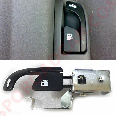 Fuel Door Trunk Lid Lock Opener Handle for Hyundai ACCENT Kia RIO SEDAN 06-10