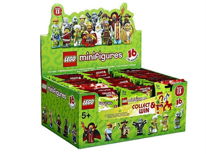 LEGO  71008 Mini-cifras Series 13 Sealed Case (scatola of 60)  fino al 60% di sconto