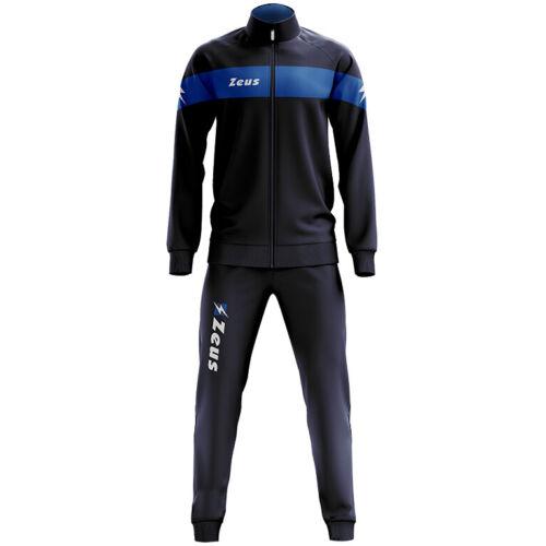 Zeus Tuta Apollo Herren Team Sport Fußball Handball Trainings Fitness Anzug neu