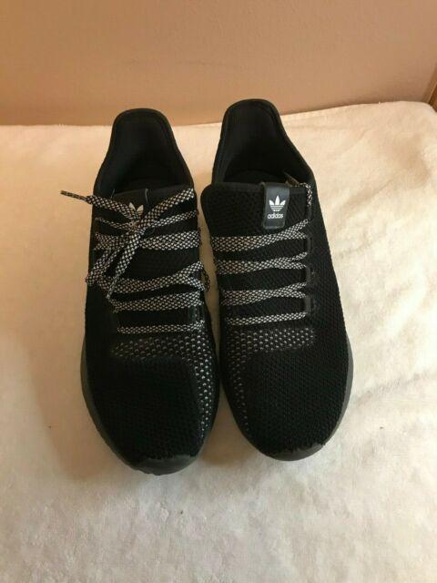 Adidas Tubular Shadow Knit I Toddler Shoes Black//Black//White by2225