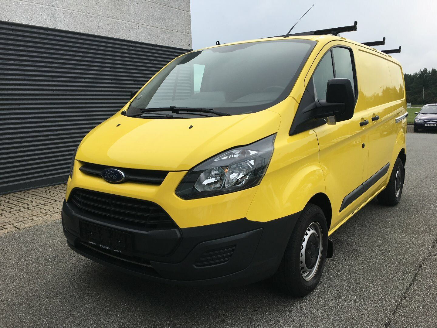 Ford Transit Custom 270S 2,0 TDCi 105 Ambiente