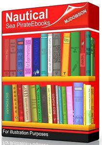 Nautical-SEA-Pirate-eBooks-for-Kindle-Sony-Readers-Immediate-Download