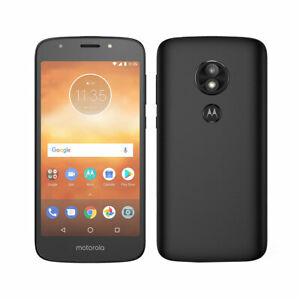 Motorola-E5-Play-XT1921-5-Black-SPRINT-Only-16GB-Android-4G-LTE-Smartphone