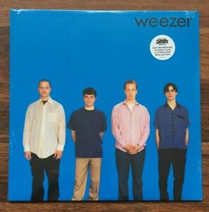 Weezer-Blue-Album-LP-Vinyl-New-DMM-Direct-Metal-Mastering-Abbey-Rd-Album